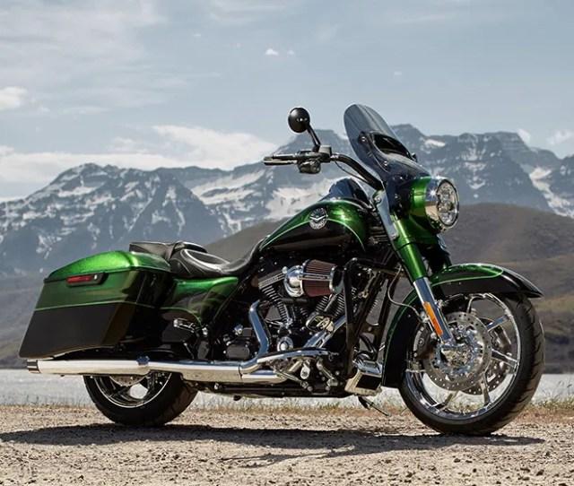 2014 Harley Davidson Cvo Road King Top Speed