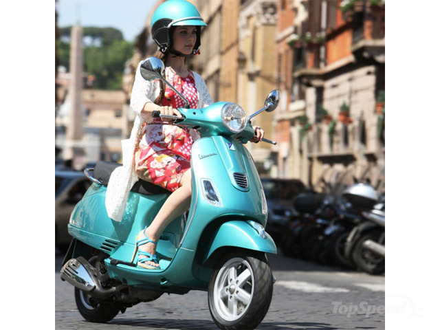 2014 Vespa LX 150 IE picture - doc544198