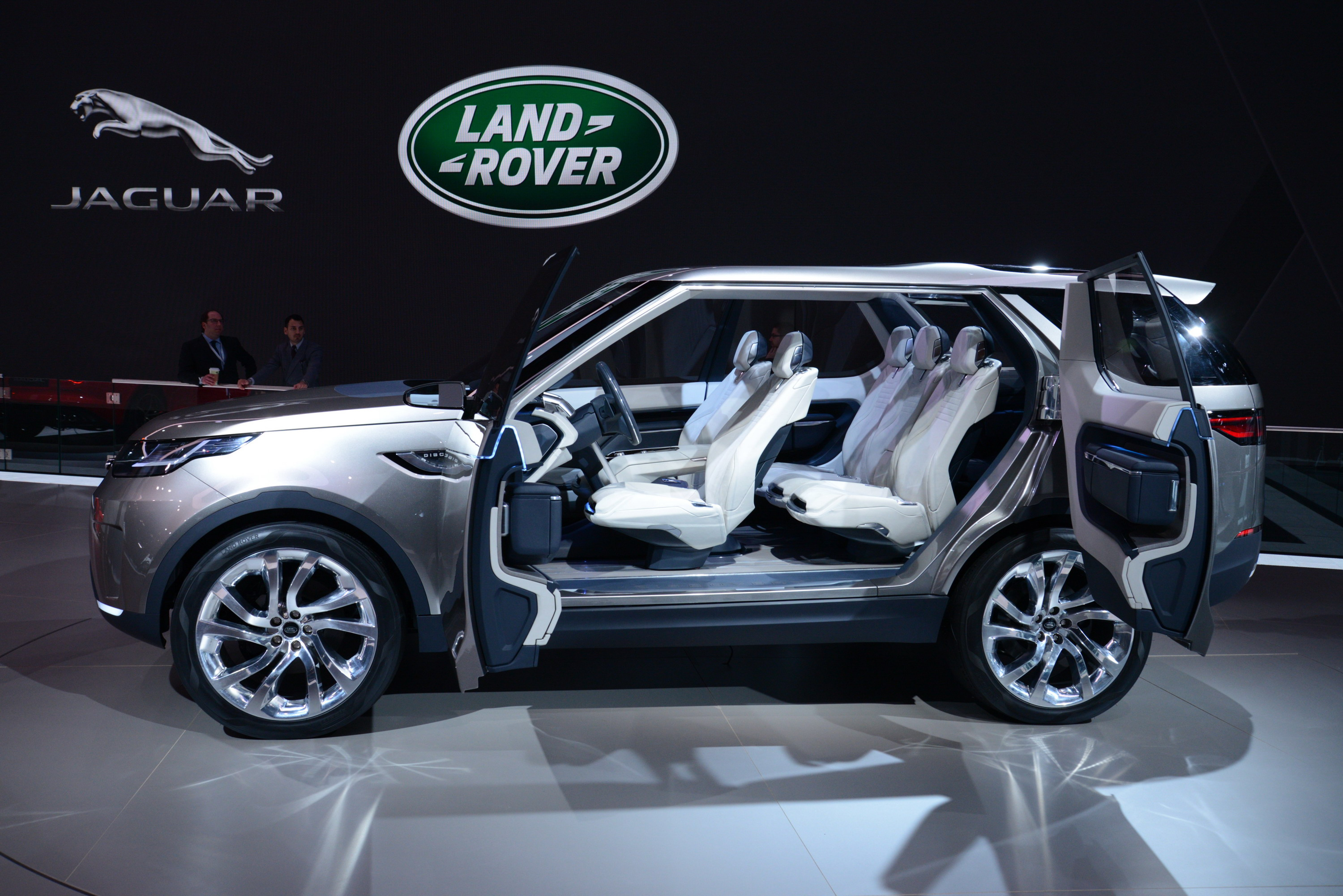 2016 Land Rover Discovery Sport Review Top Speed