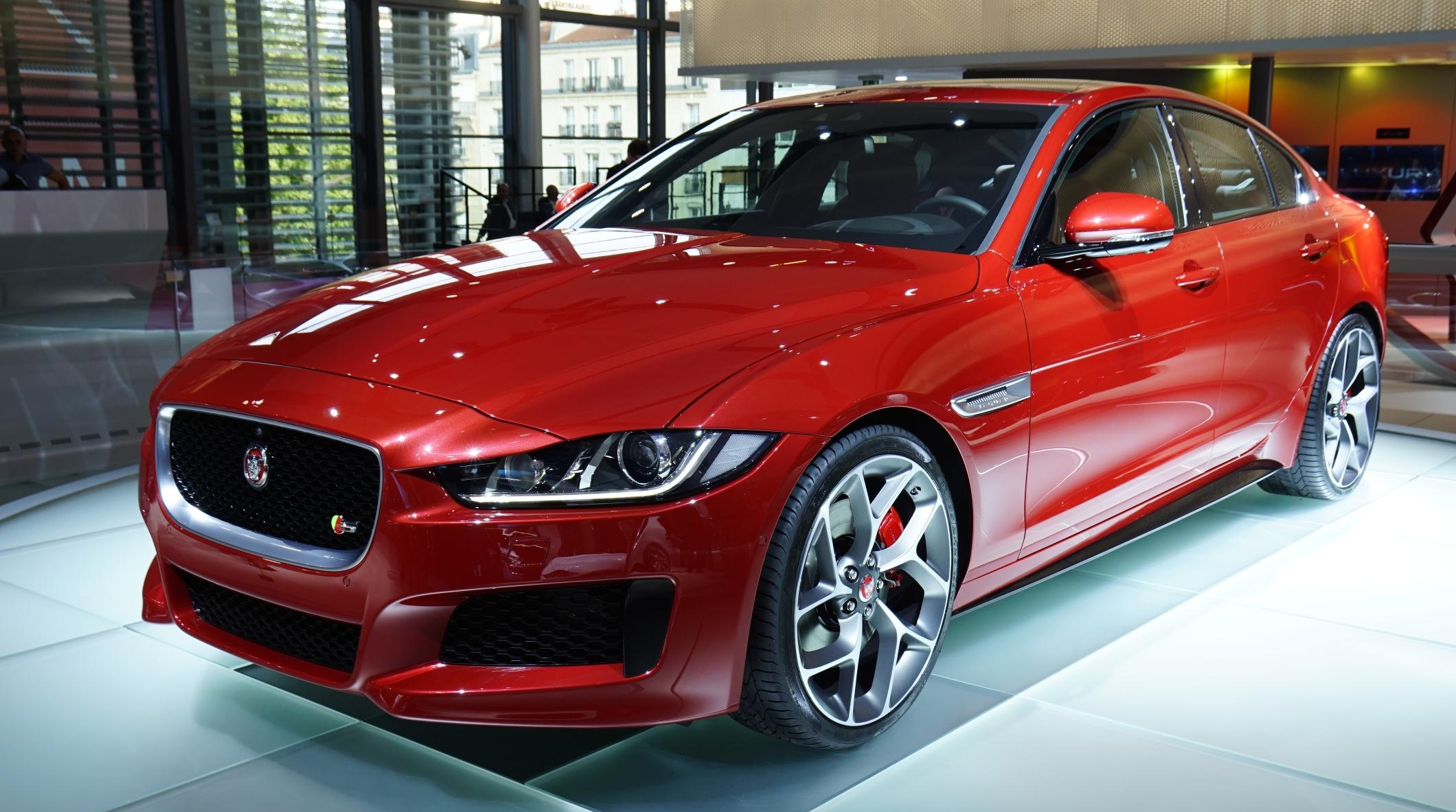 2017 Jaguar XE Top Speed