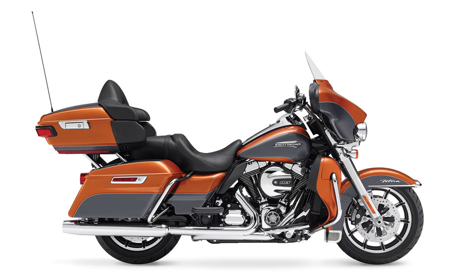 2015 harley davidson electra glide ultra classic top speed