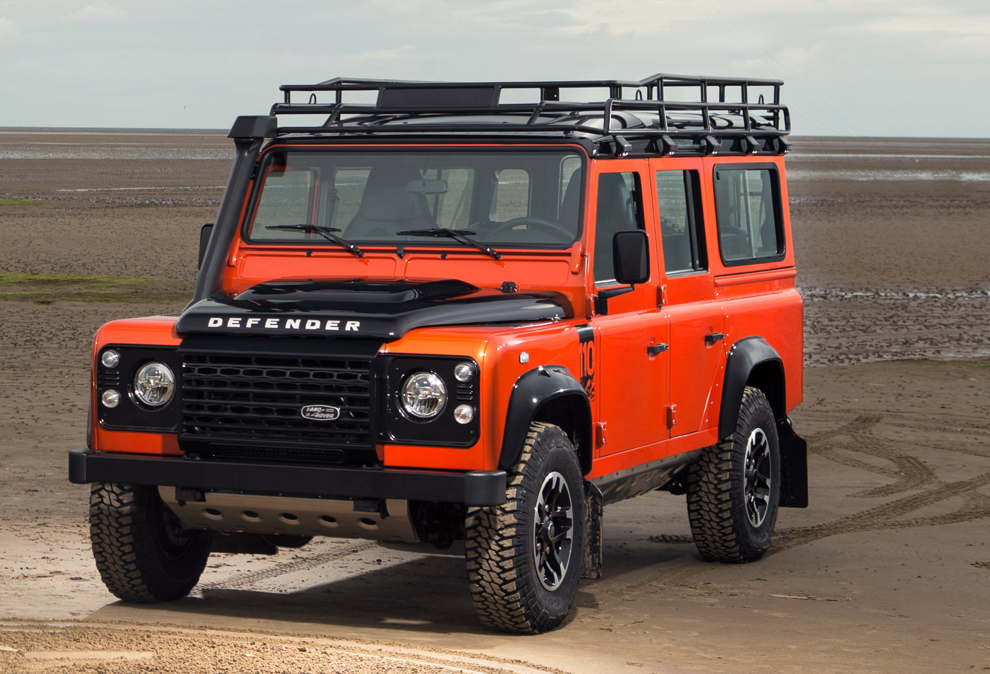 2015 Land Rover Defender Adventure Edition Review Top Speed