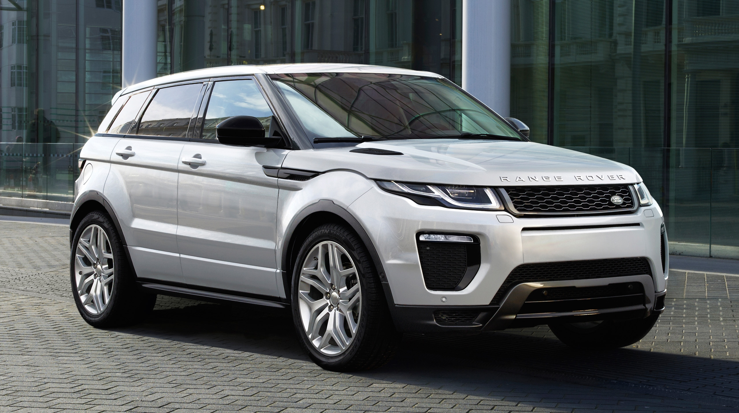 2016 Land Rover Range Rover Evoque Review Top Speed