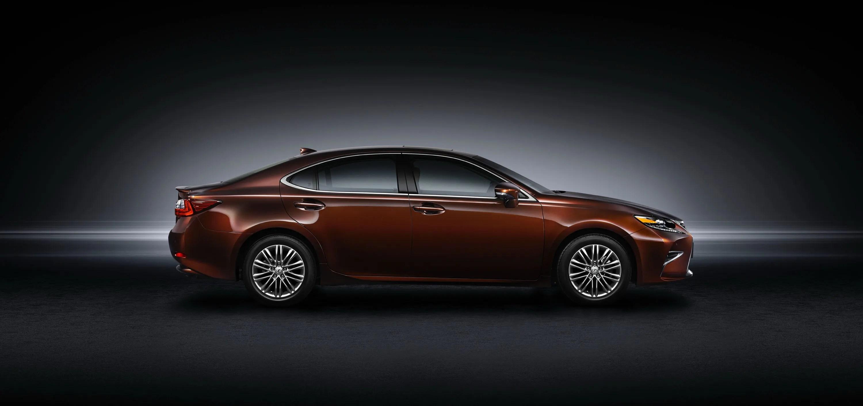 2016 Lexus ES Review Top Speed