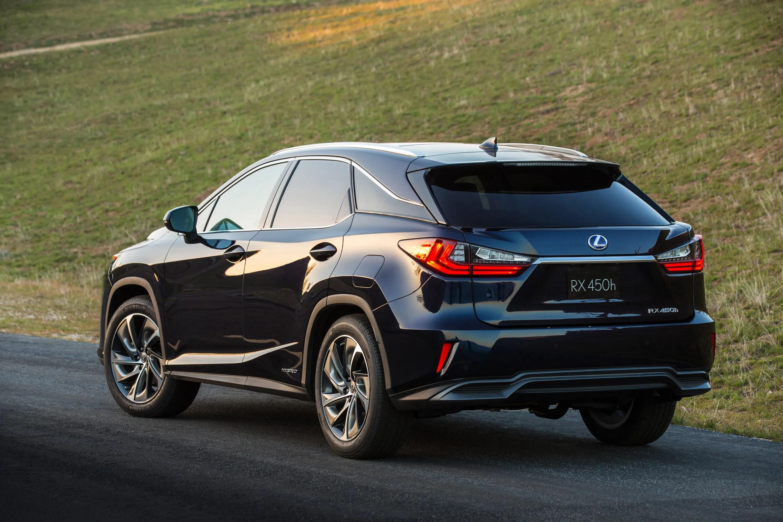 2016 Lexus RX News Top Speed