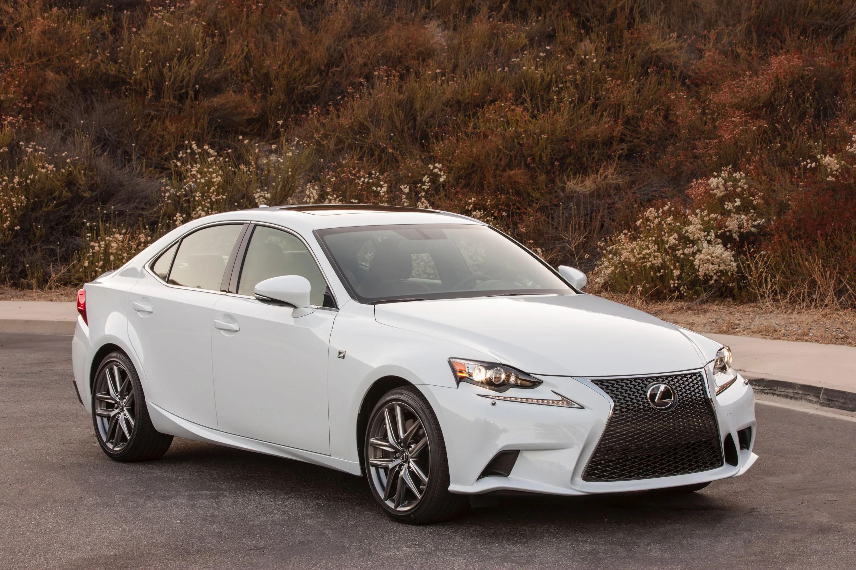 2014 2016 Lexus IS Review Top Speed