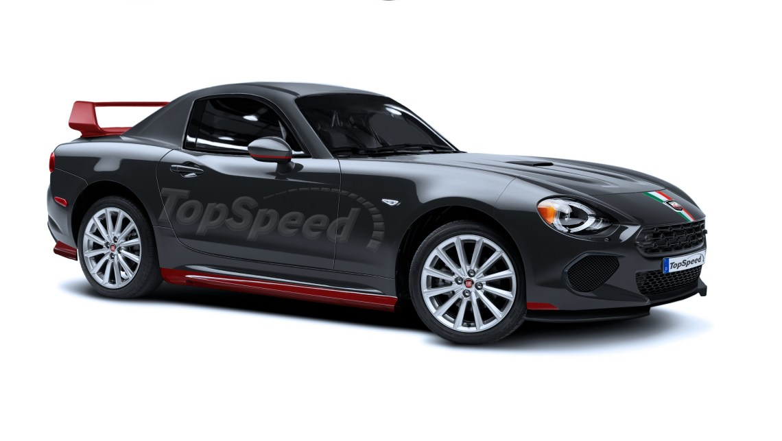 2019 abarth 124 coupe review - top speed
