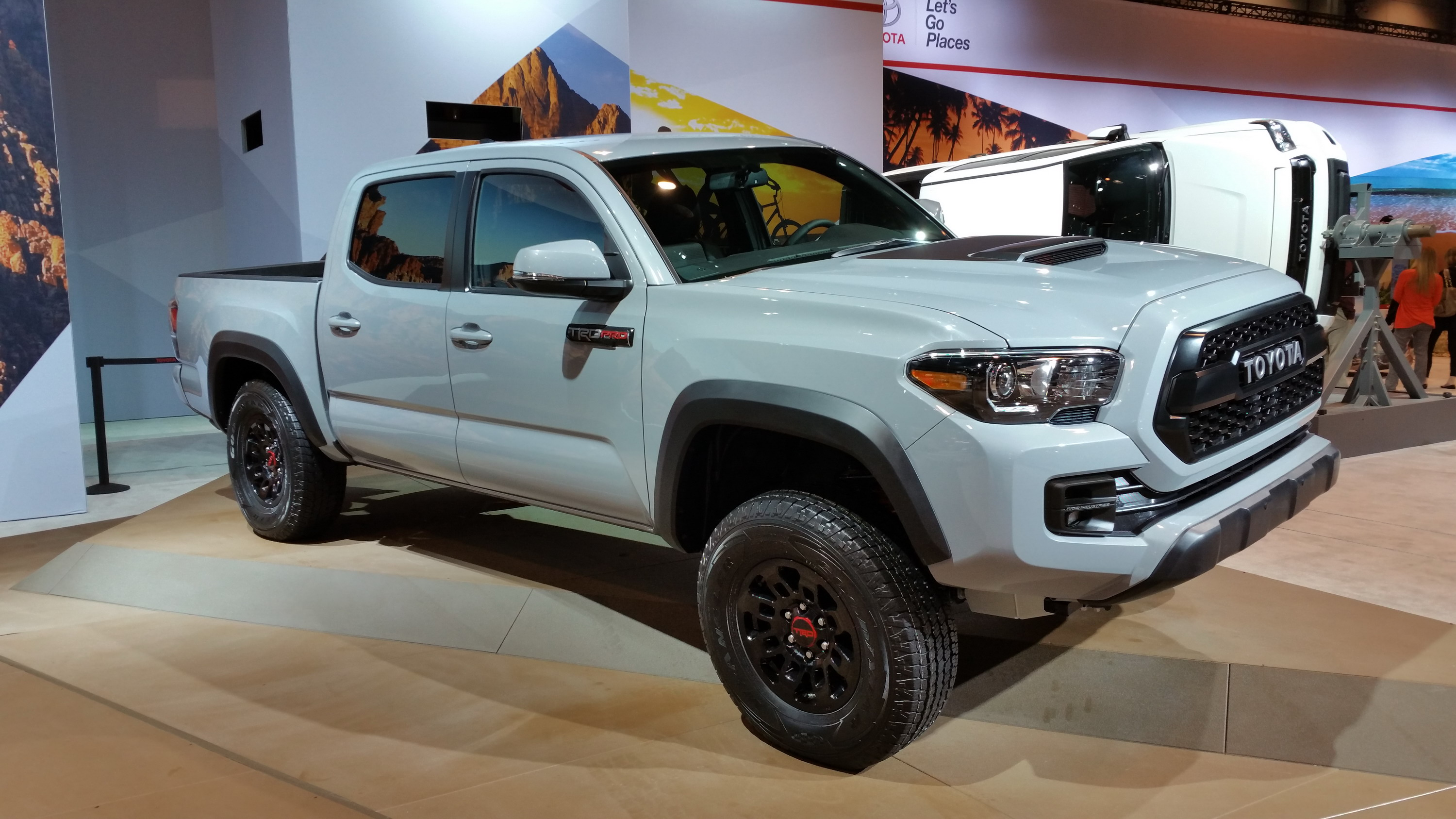 2017 Toyota Tacoma Trd Pro Top Speed