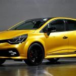 2016 Renault Clio R S 16 Concept Top Speed