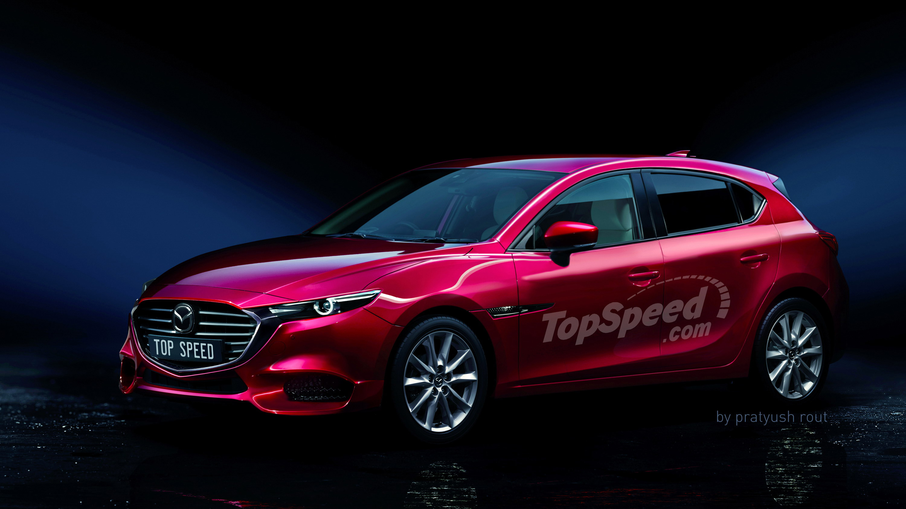 The New Mazda 3 Is Inspired By The Kai Concept And Will