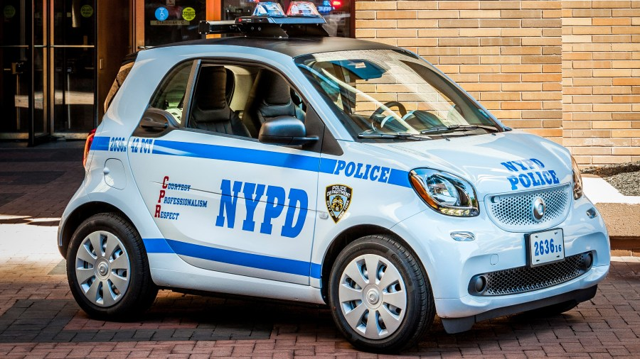 2016 Smart ForTwo NYPD Edition   Top Speed 2016 Smart ForTwo NYPD Edition   Top Speed