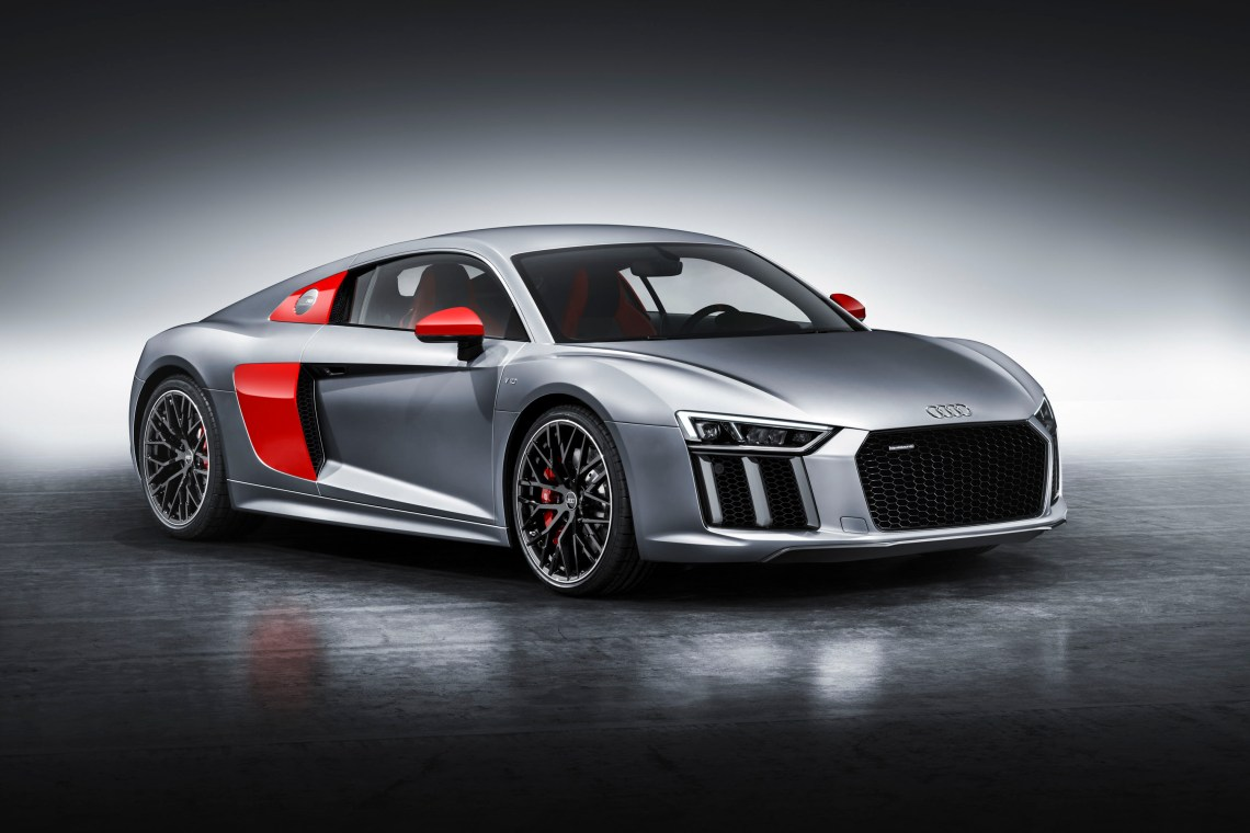 2018 audi r8 coupe audi sport edition review - top speed