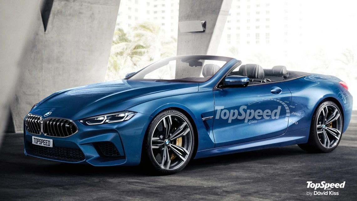 2019 bmw m8 - top speed