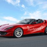 2020 Ferrari 812 Gts Top Speed