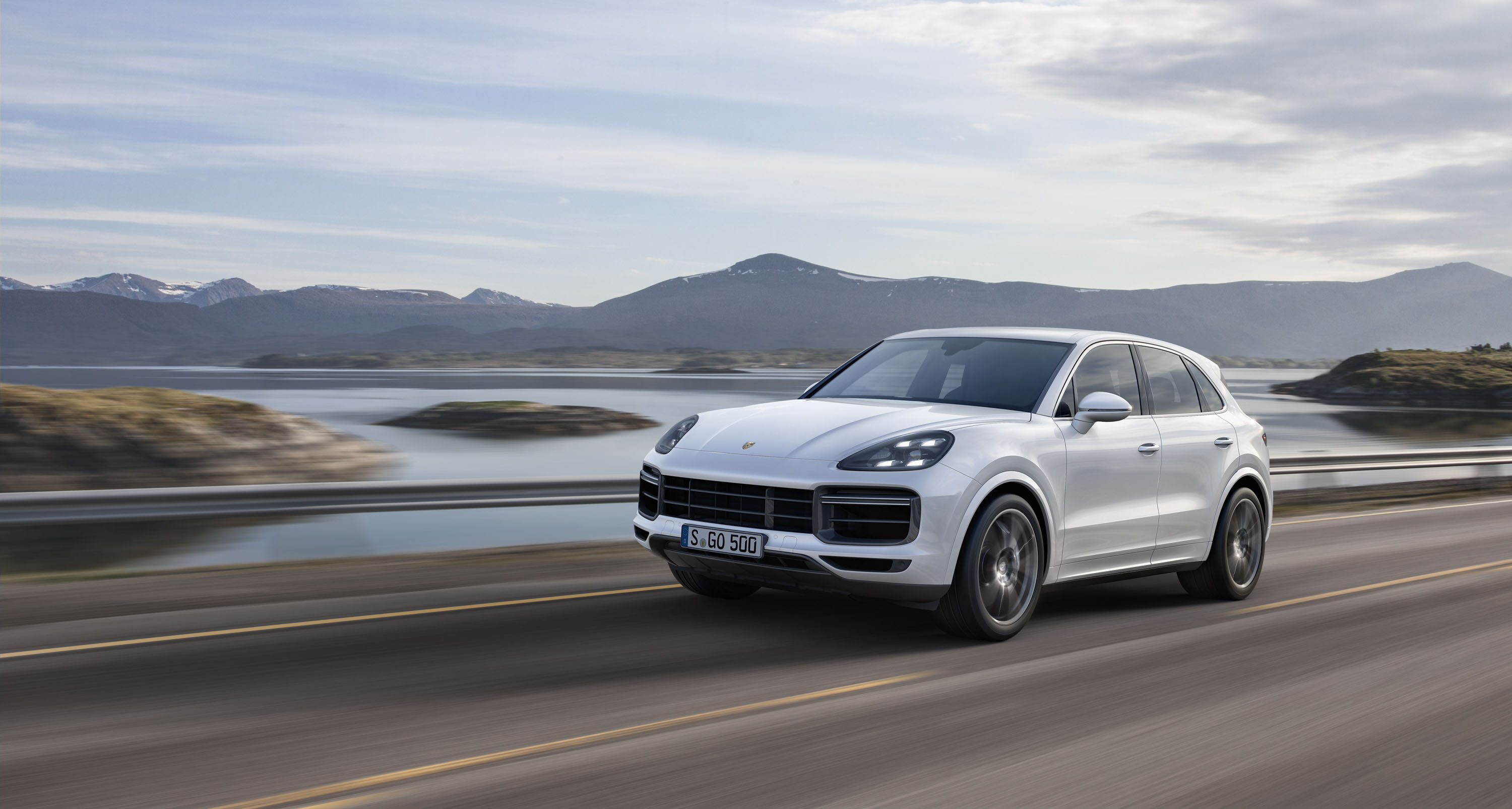 2019 Porsche Cayenne Turbo Review Top Speed