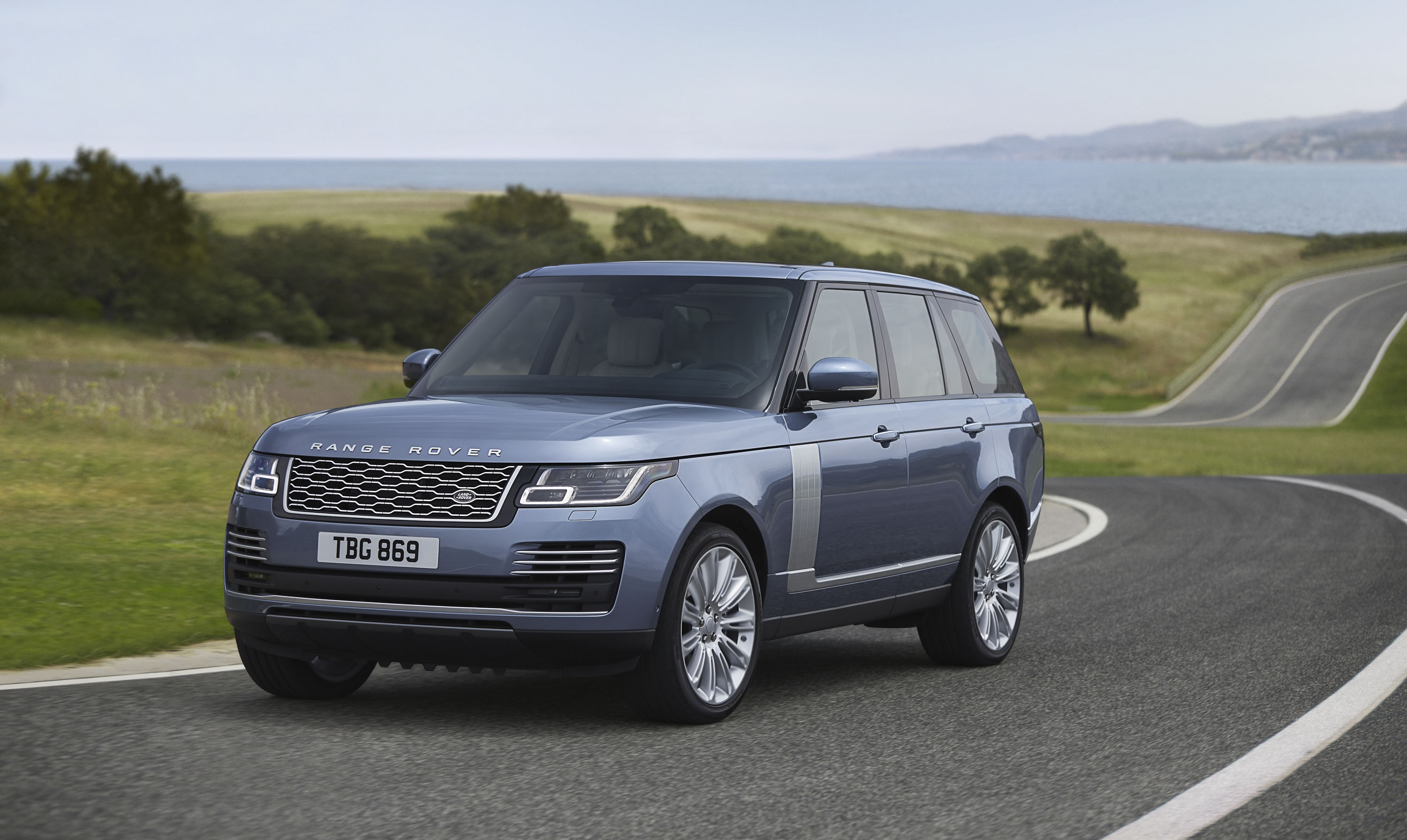 2018 Land Rover Range Rover Review Top Speed