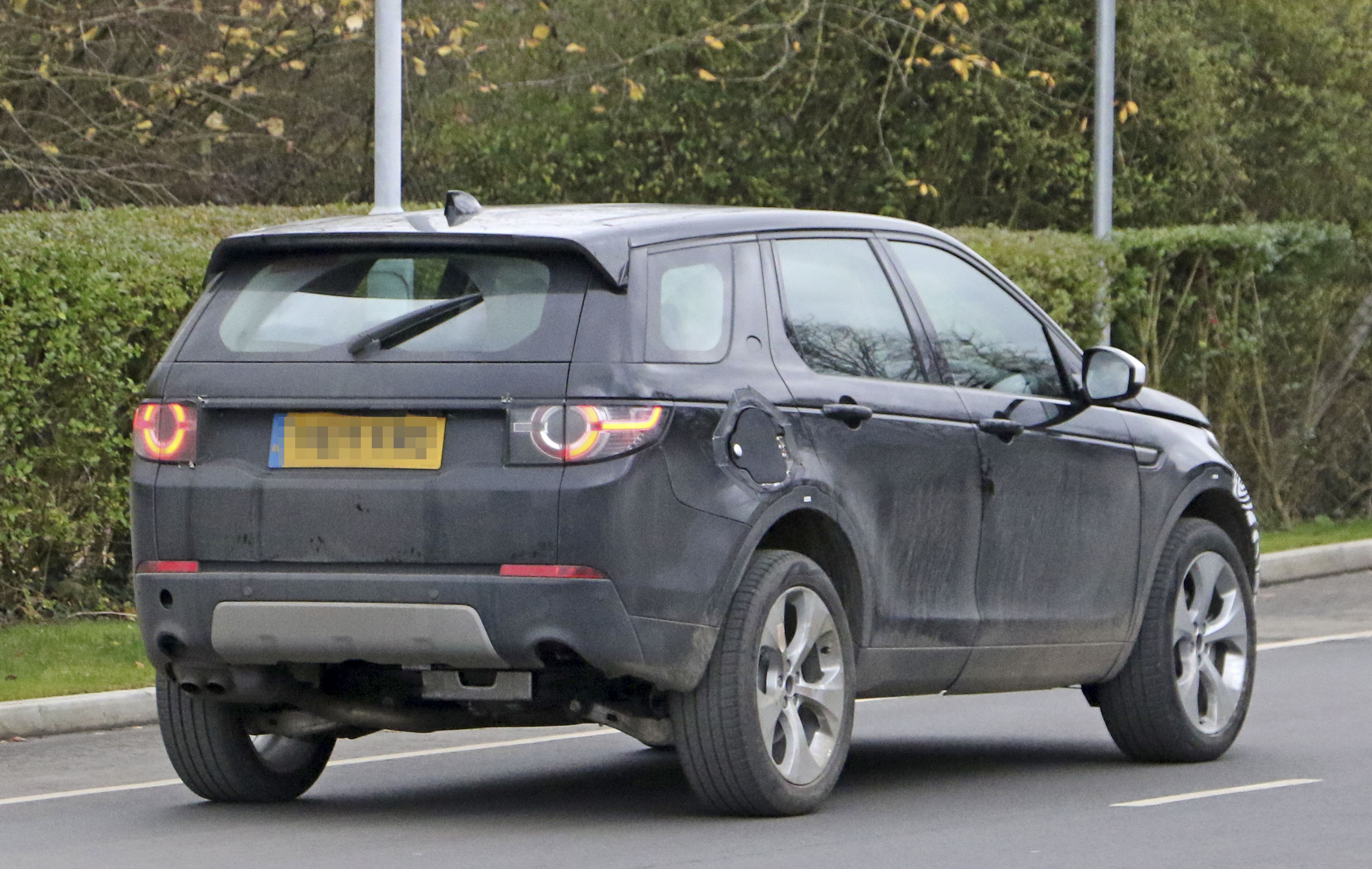 2020 Land Rover Discovery Sport Review Top Speed