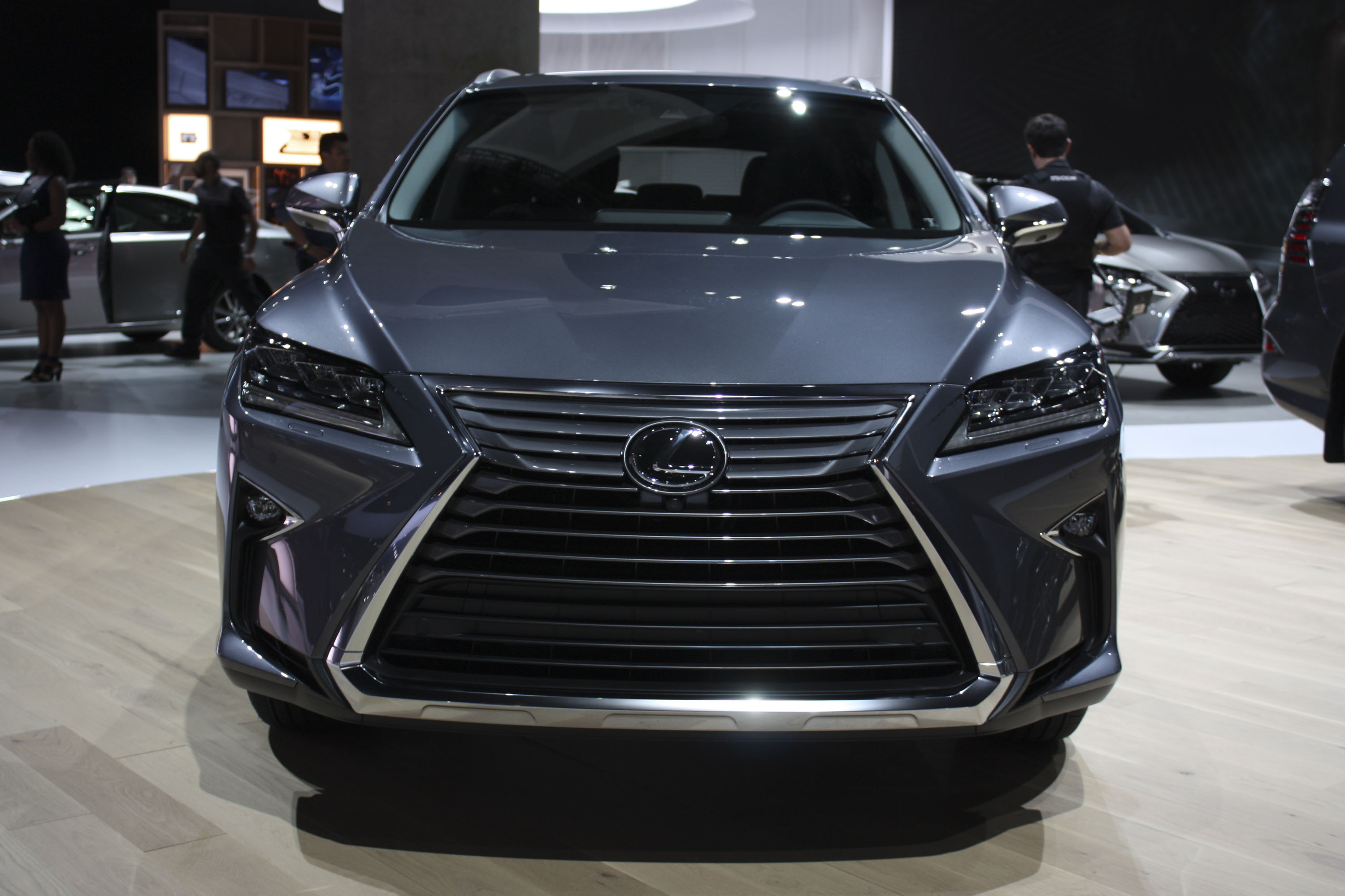 2018 Lexus RXL Review Top Speed