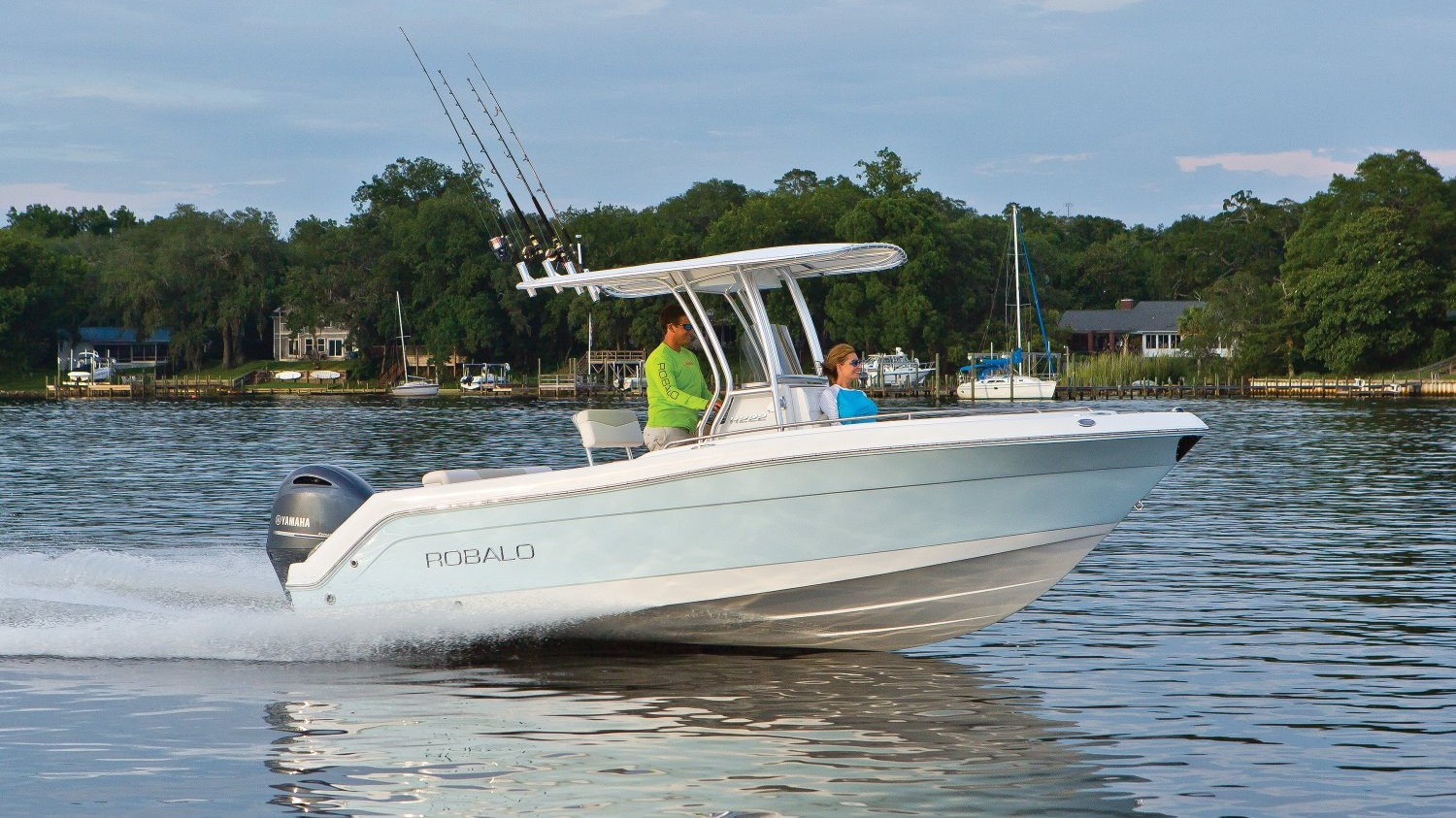 2018 Robalo R222 Pictures Photos Wallpapers Top Speed