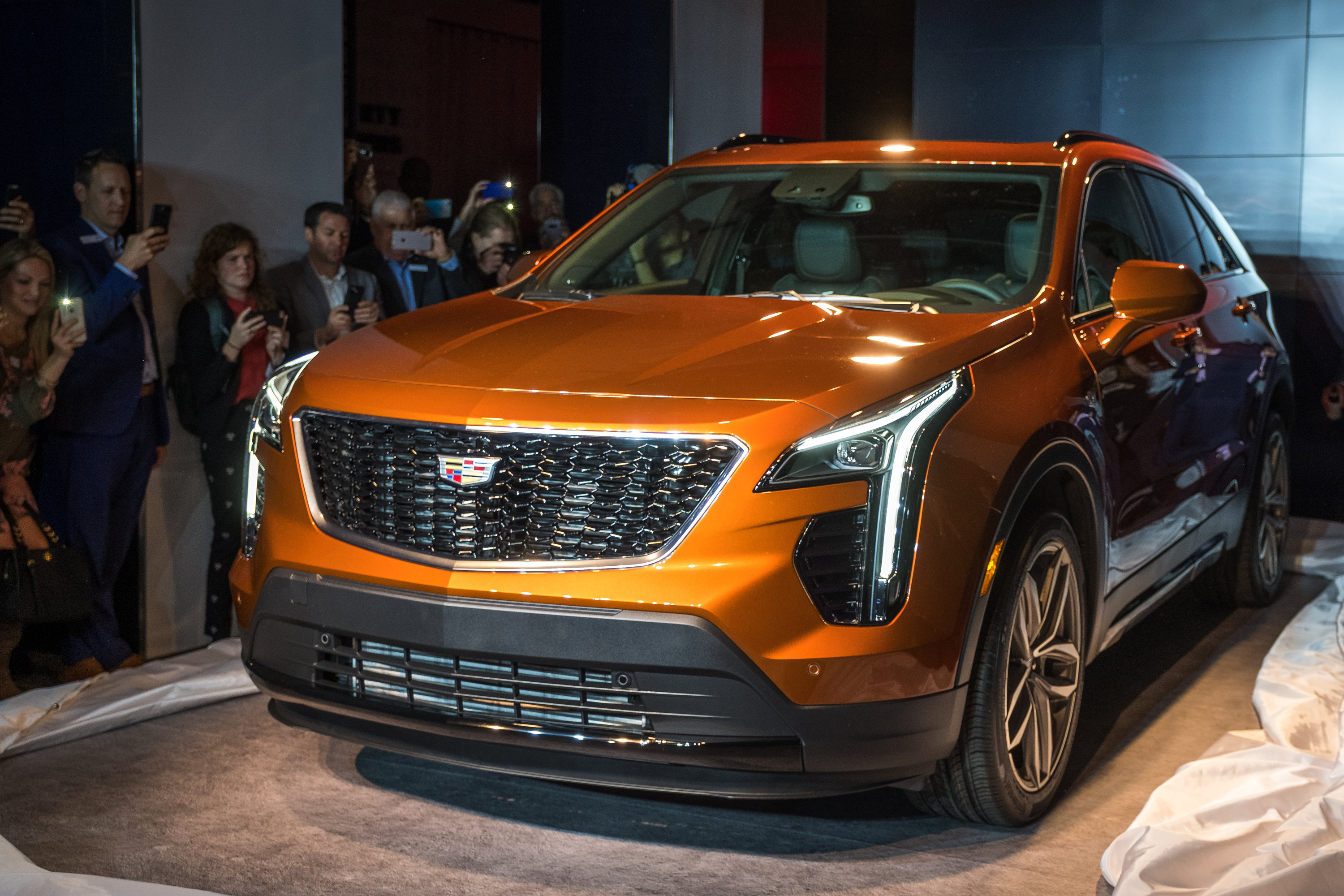 Cadillac Xt4 Shows That Caddy Is Finally Designing Its
