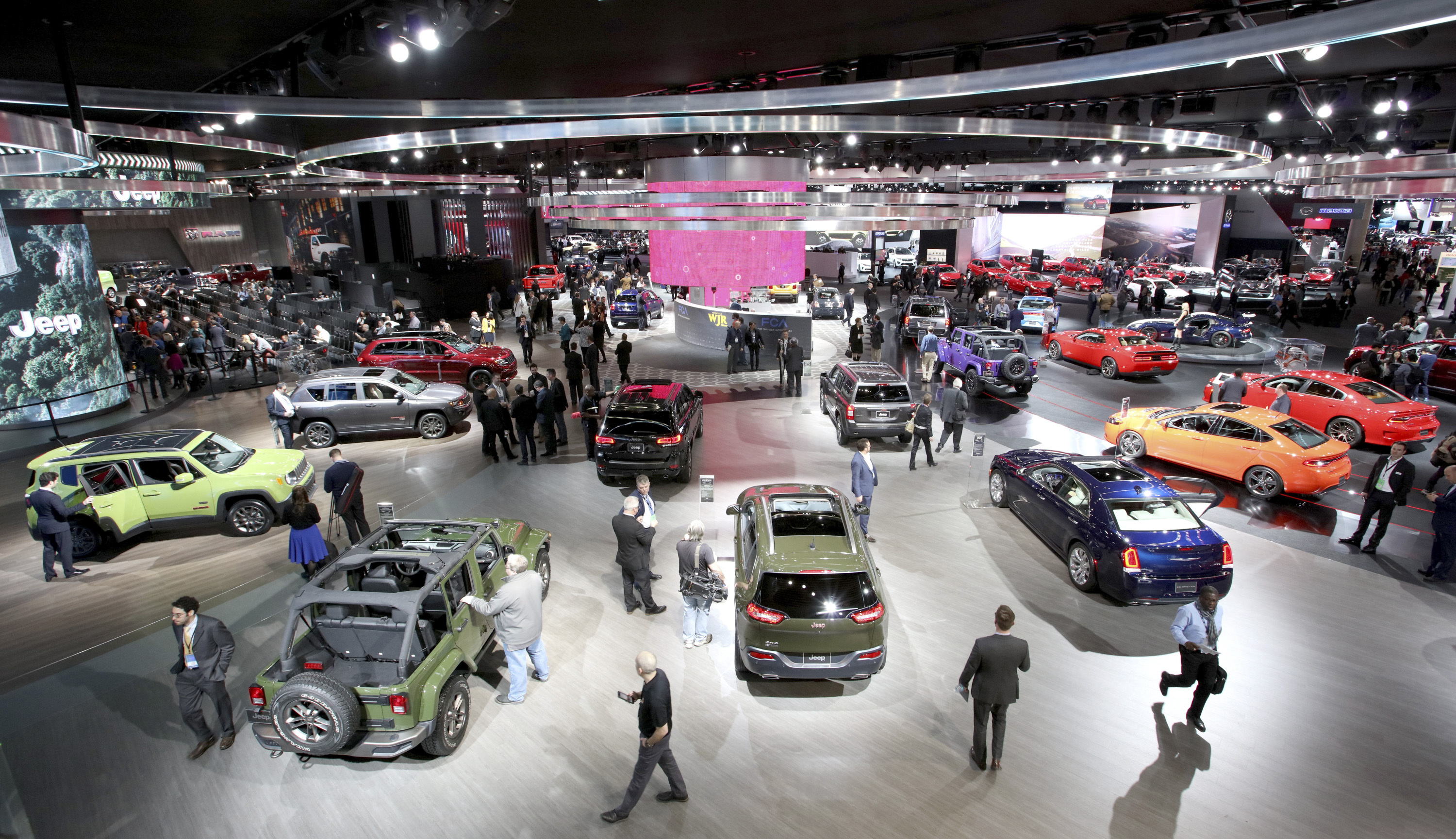 The Detroit Auto Show Is Moving To June But What Does It