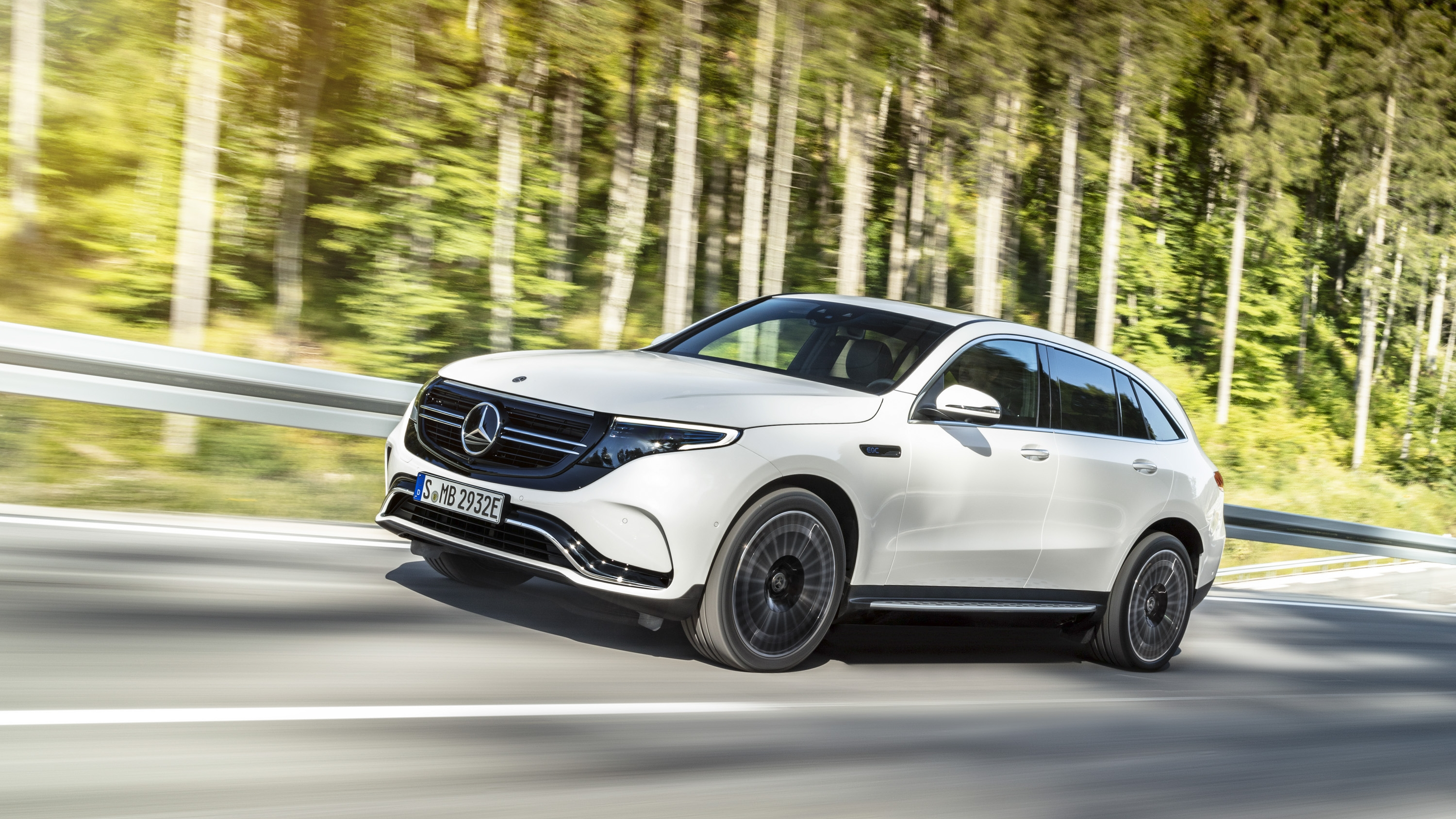 The Mercedes EQC Makes A Quiet Debut With 200 Miles Of