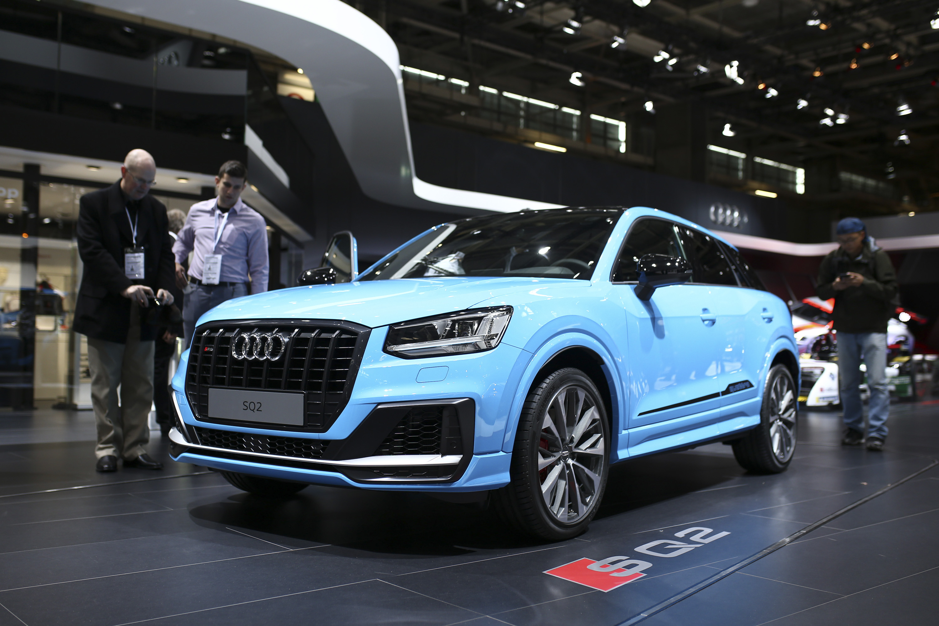 2019 Audi Sq2 Pictures Photos Wallpapers Top Speed