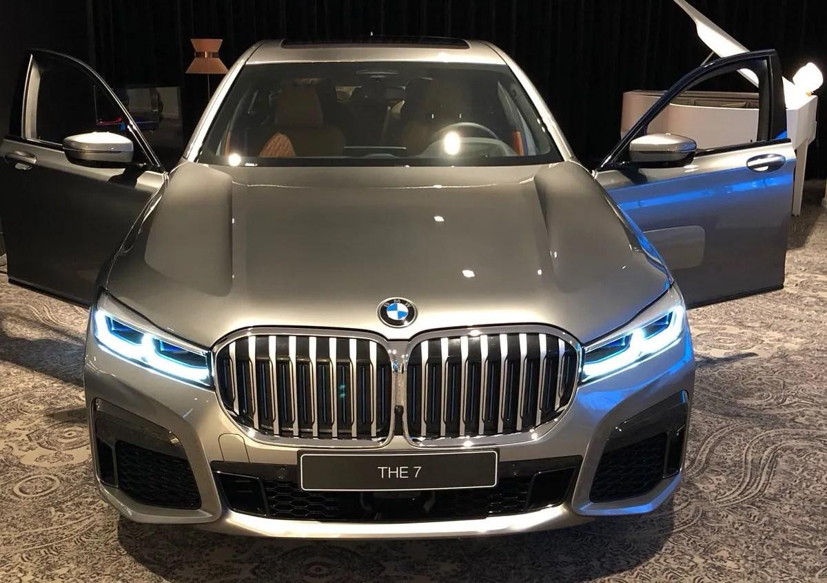 Bmw M760li Xdrive 7 Mai 2018 Autogespot
