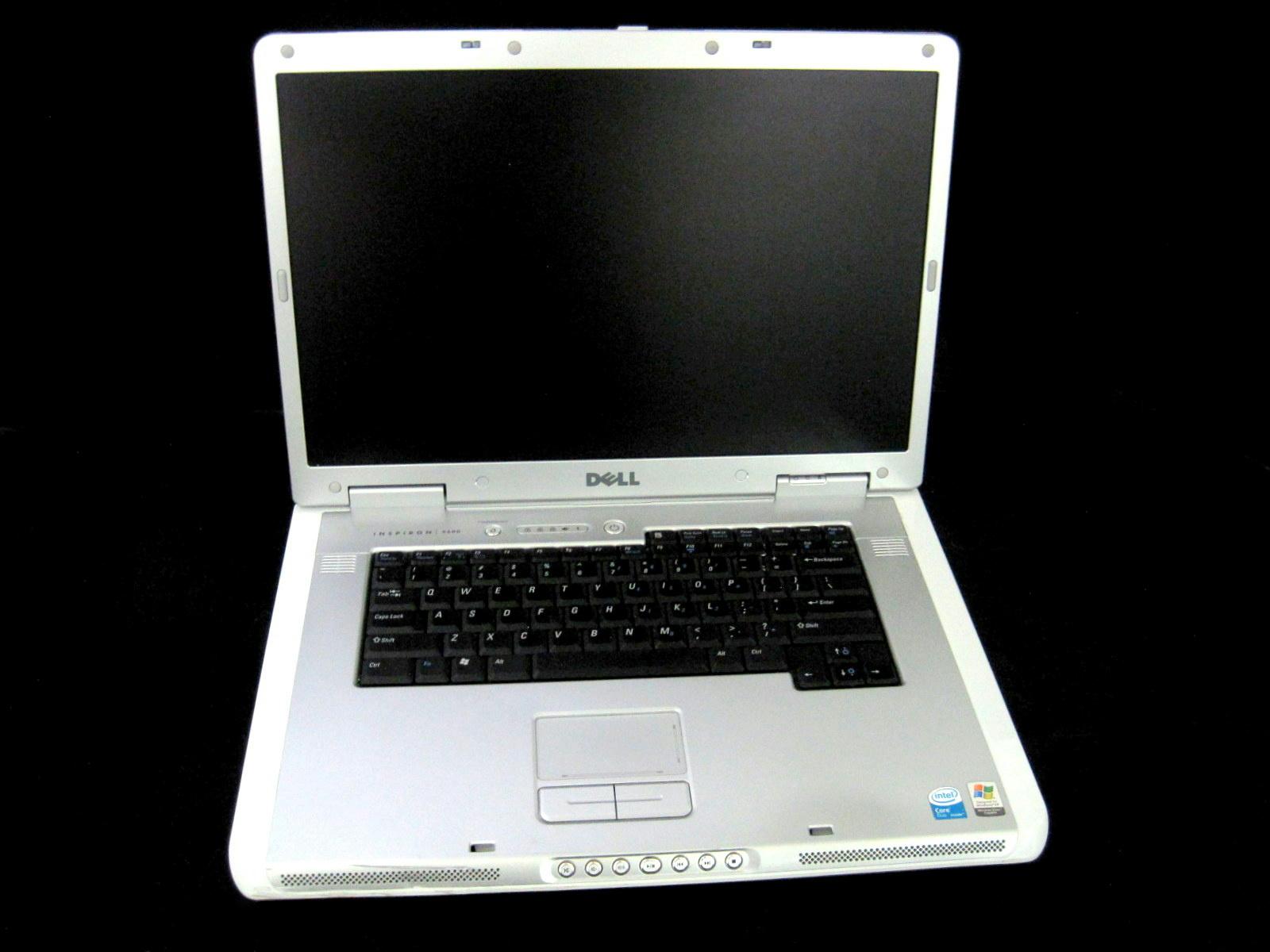 Dell Inspiron 9400 Core 2 Duo T2250 2GB DDR2 80GB HDD