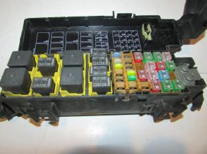 Fuse Box For Jeep Liberty | Wiring Library