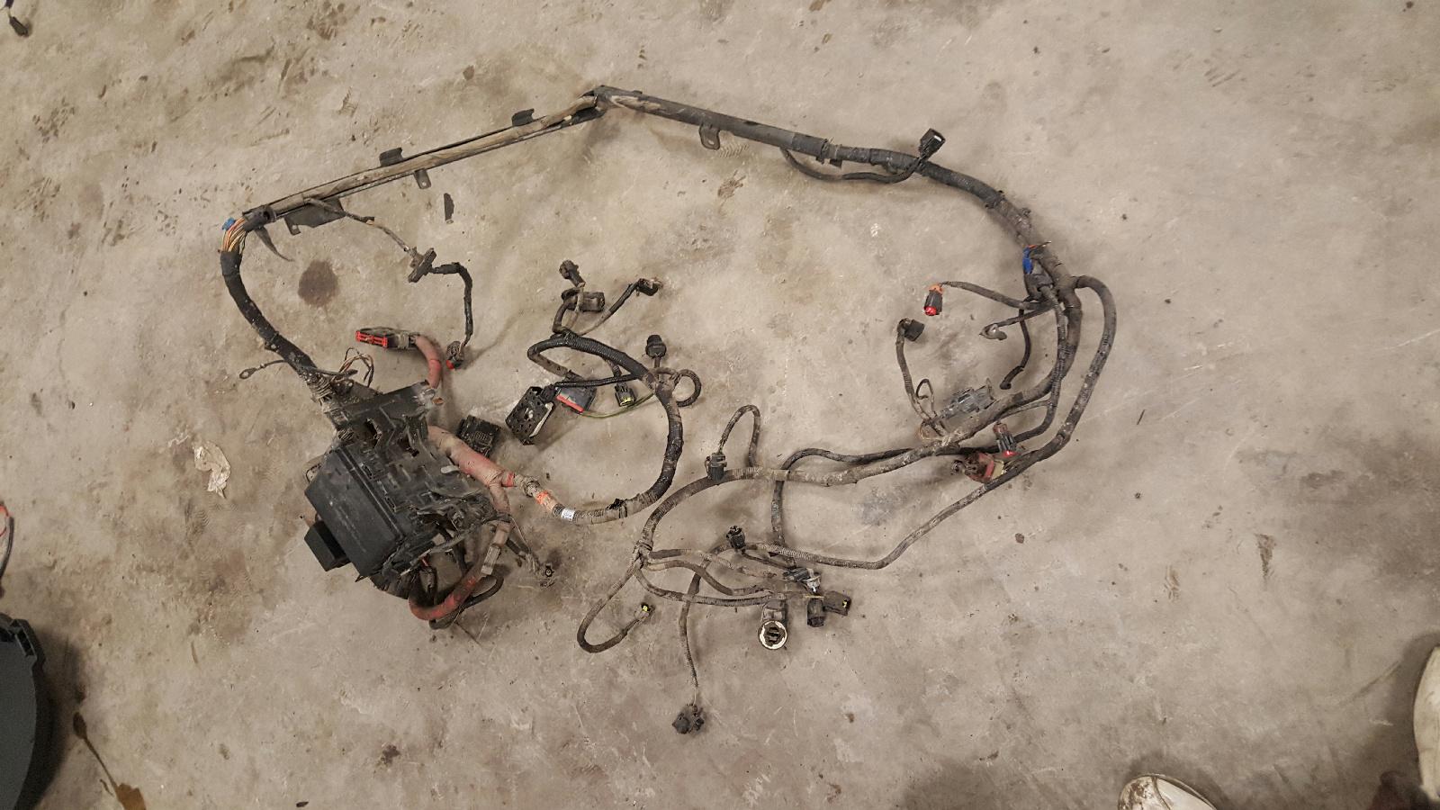 Ford F250 F350 7 3l Engine