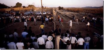 border volleyball
