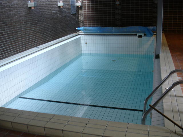 Pool Room, with pool