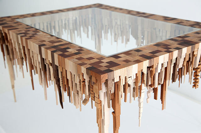 city table