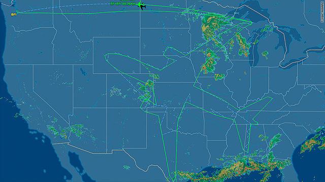 787 across America