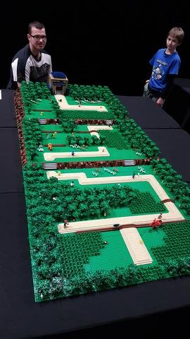 Route 1 LEGO