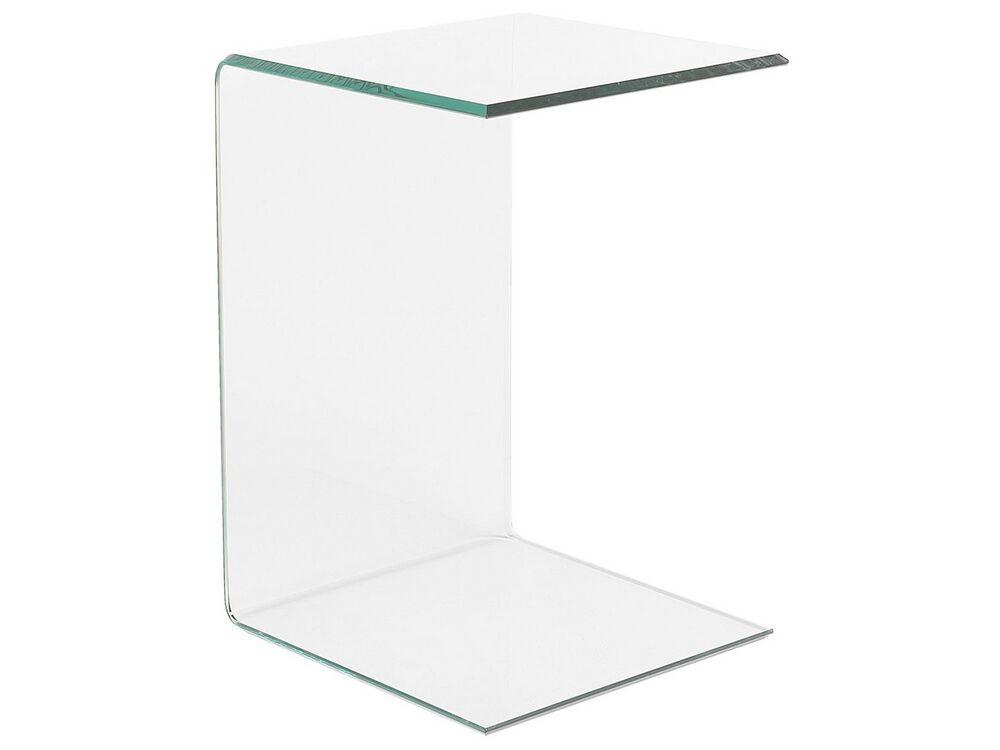 beistelltisch lourdes glas ch