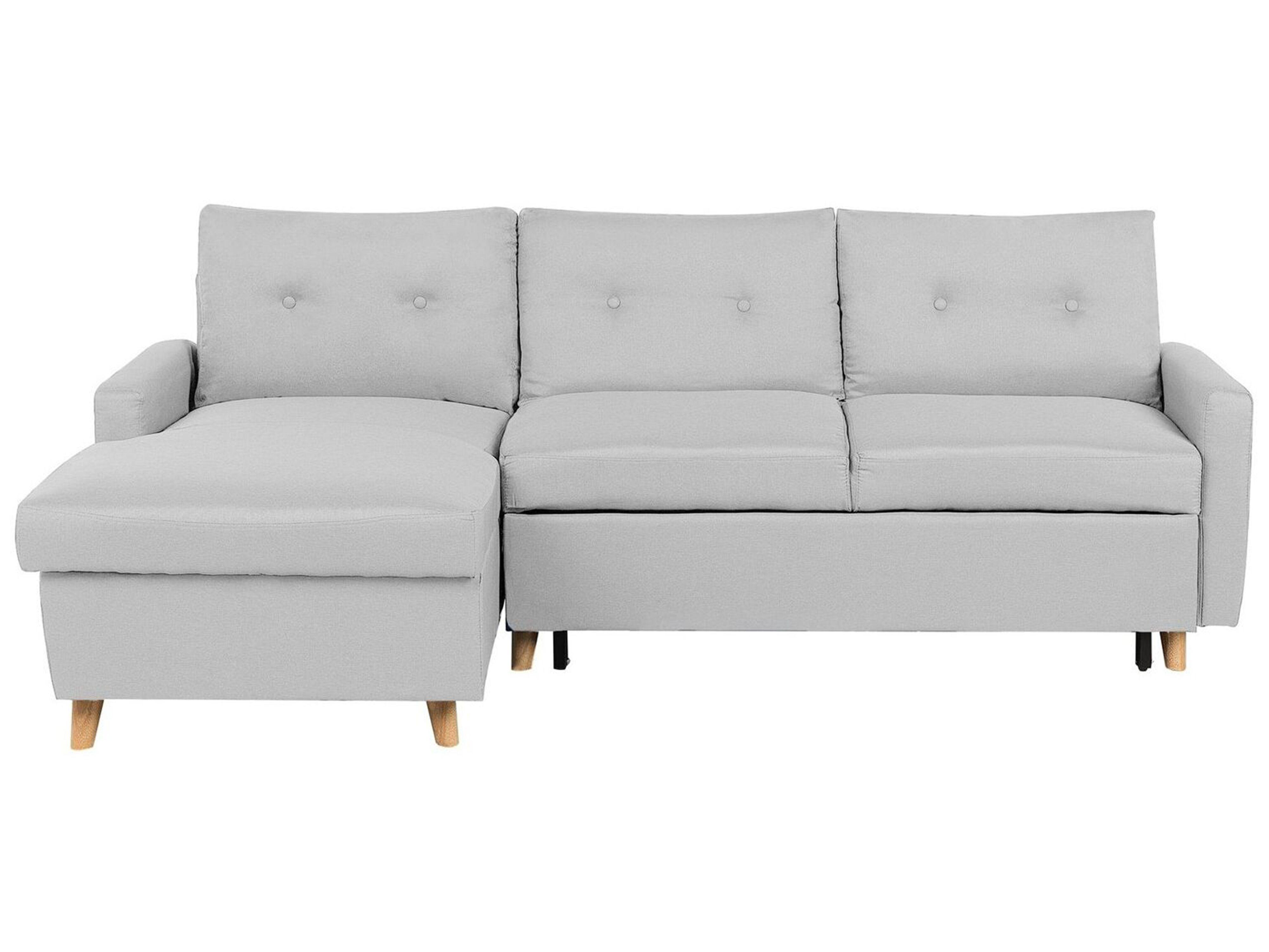 sofa flakk polsterbezug hellgrau rechtsseitig ch