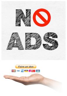 Ce média Citoyen ne contient aucune publicité. Merci pour votre Aide.