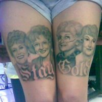 The Golden Girls: A Tribute