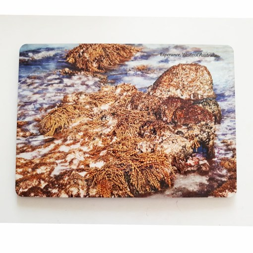 beach australia placemat