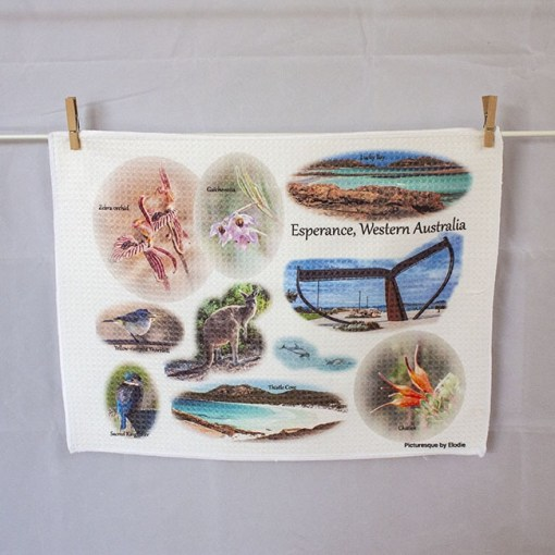 tea towel Esperance