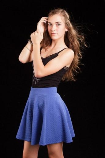 Photobunga modeling portfolio