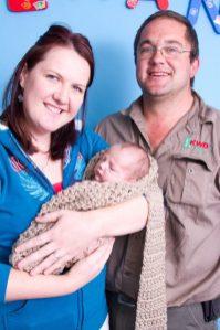 Gehan Newborn Photoshoot