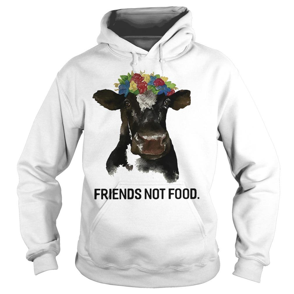 Friend not food Hoodie