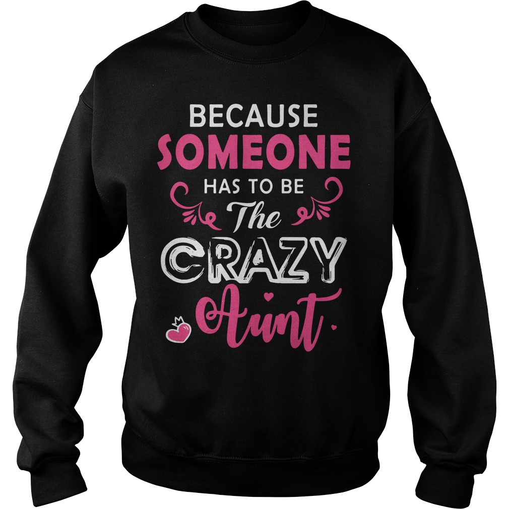 Because someone has to be the crazy Aunt Sweater