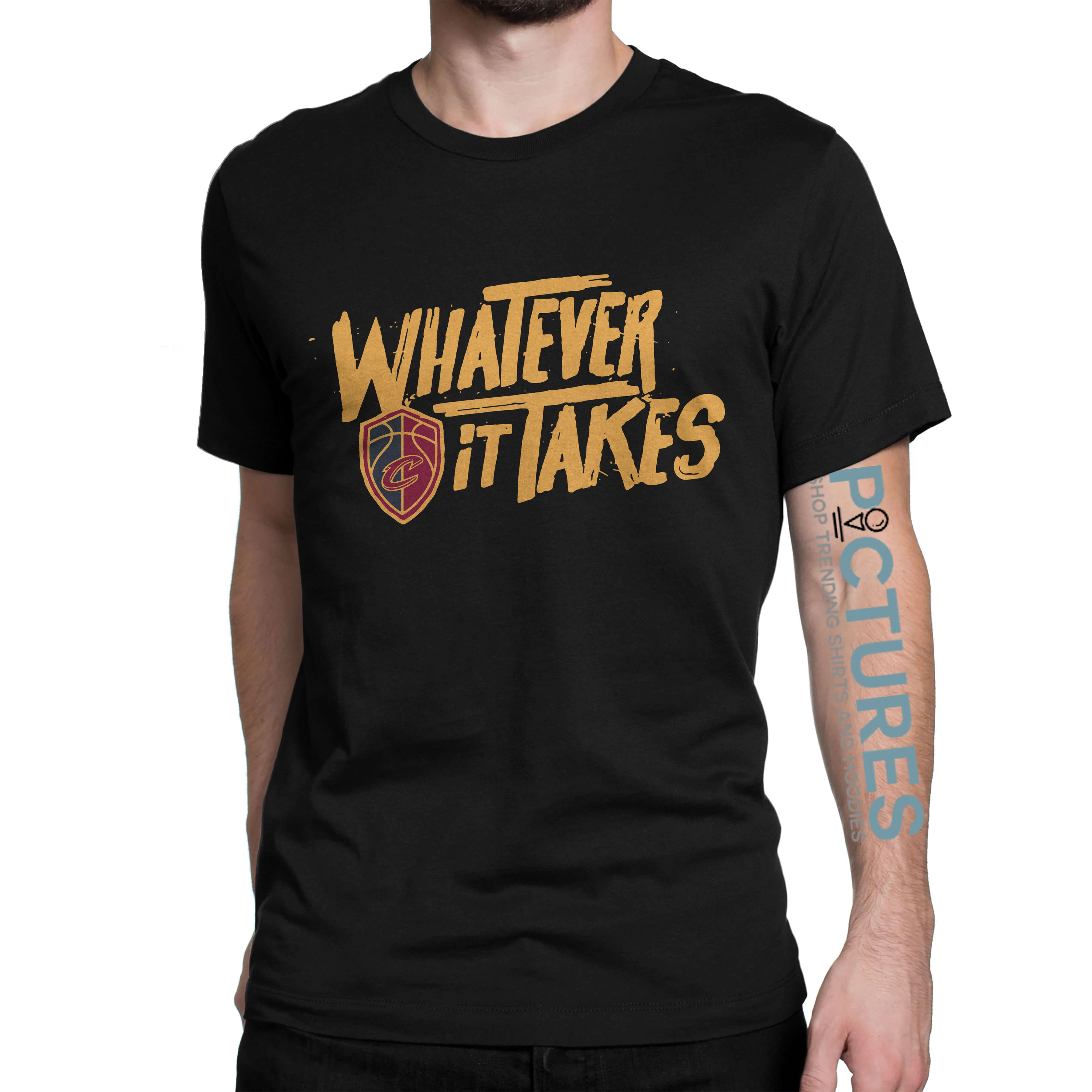 Cleveland Whatever it takes shirt
