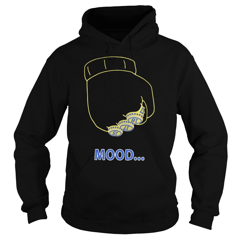 Draymond Green Mood Parade Hoodie