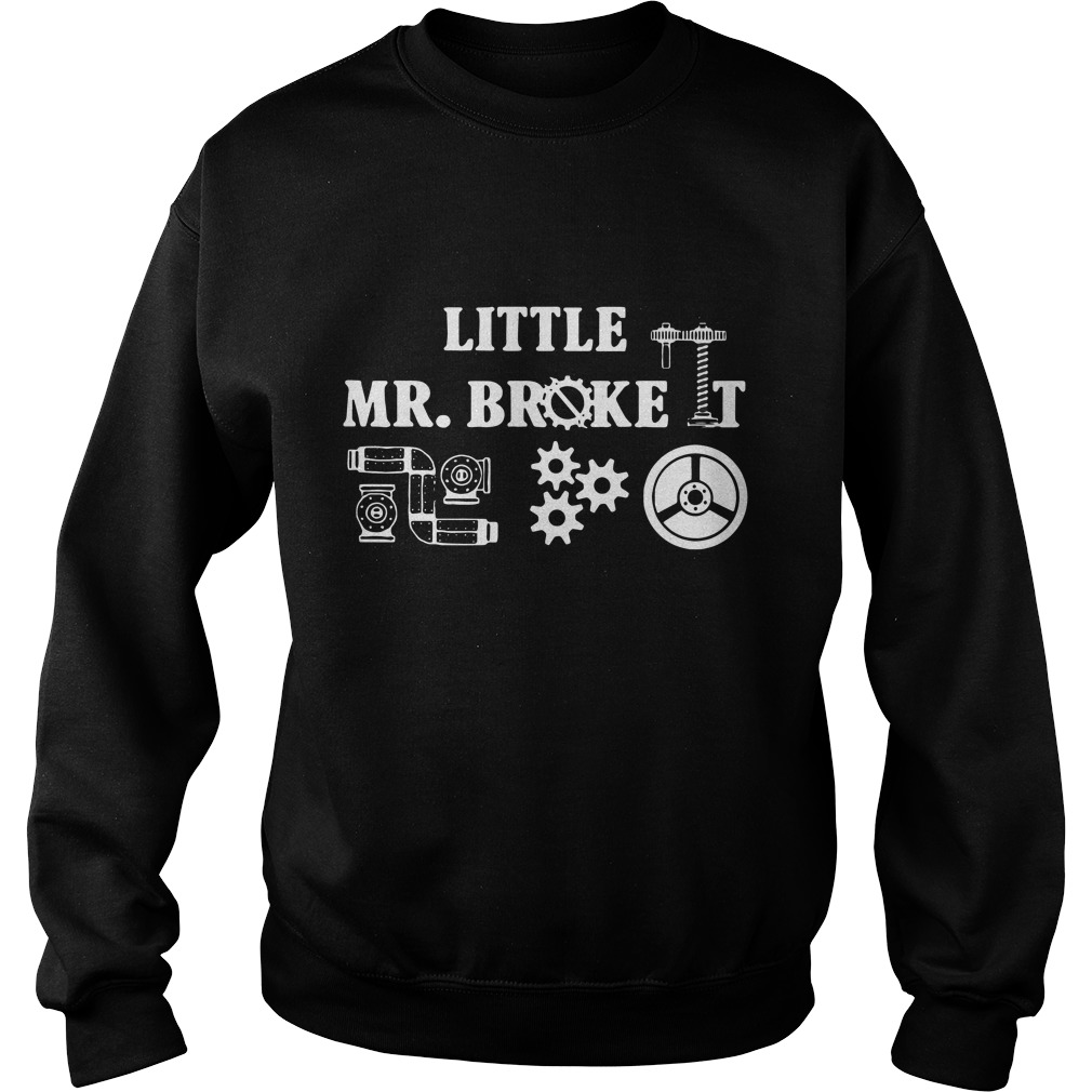 Mr Broke Sweater