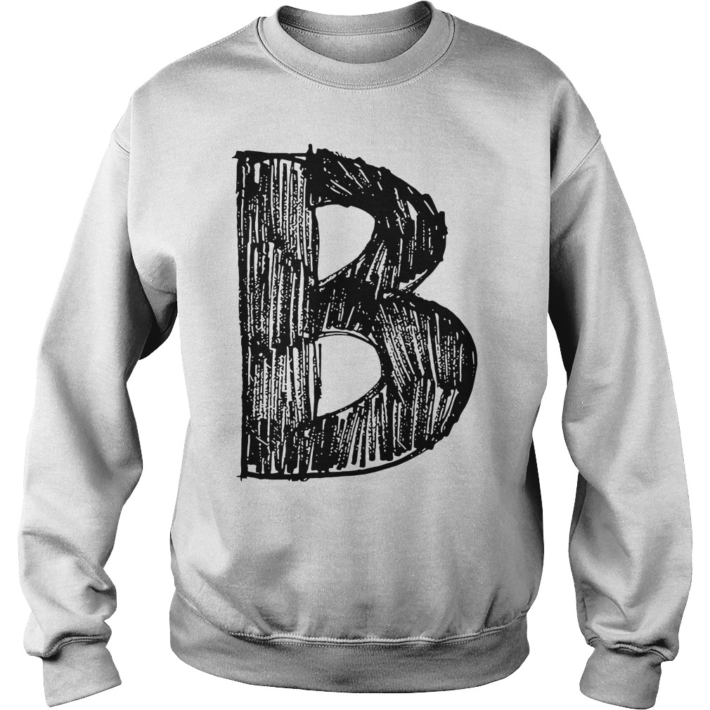 Official the B team the B stands 4 Best Sweater